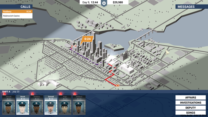 Popular adventure-strategy game 'This Is the Police' is coming to Android