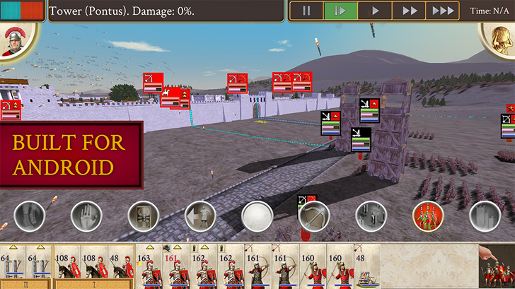 ROME: Total War is now available on Android for $10
