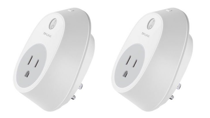 TP-Link's versatile HS100 Wi-Fi Smart Plugs are 2 for $20 ($30 off) at B&H, but only for today