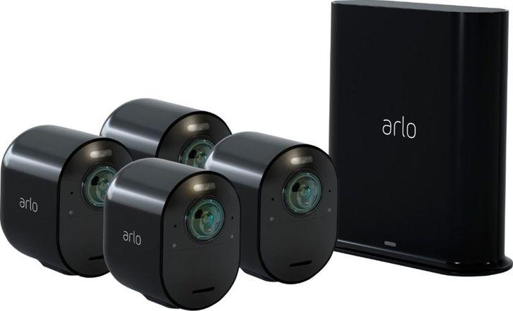 Arlo Ultra cameras will also come in black