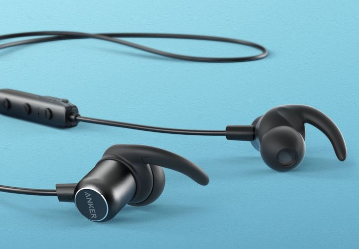 Cheap wireless workout buds: Anker's aptX SoundBuds Slim+ are $22 with a coupon