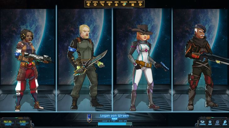 [Update: Out now] Trese Brothers' Star Traders: Frontiers is coming to Android on January 30th