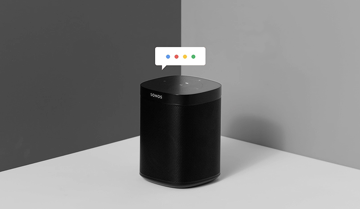 Google Assistant is coming to the Sonos One and Beam, with older models to follow