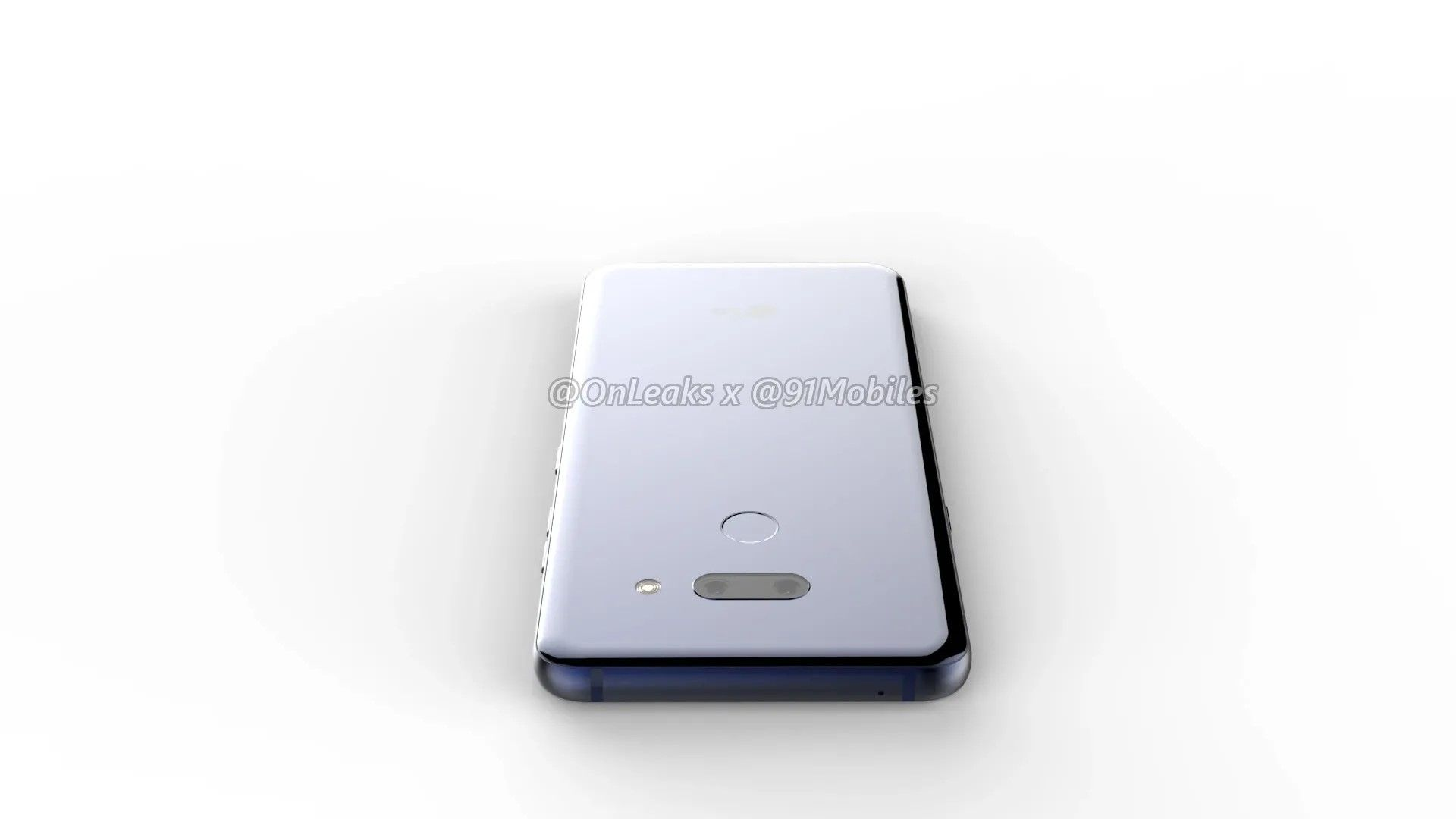 LG G8 ThinQ lộ thiết kế, vẫn màn hình tai thỏ, camera kép và cảm biến vân tay ở mặt sau, nhưng sẽ có một thay đổi lớn - Ảnh 6.