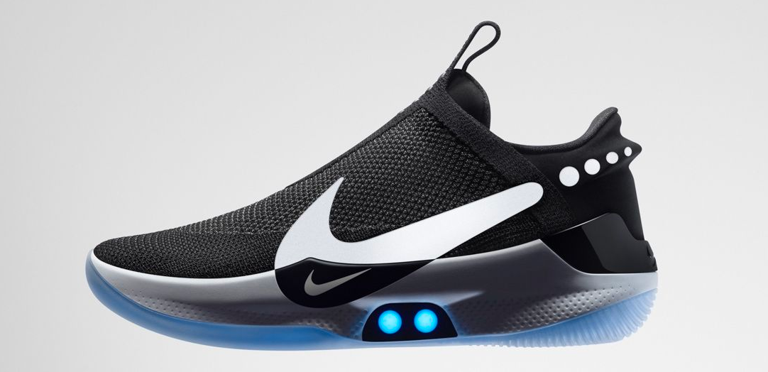 Nike Reveals Auto Lacing Shoes You'll Actually Be Able to