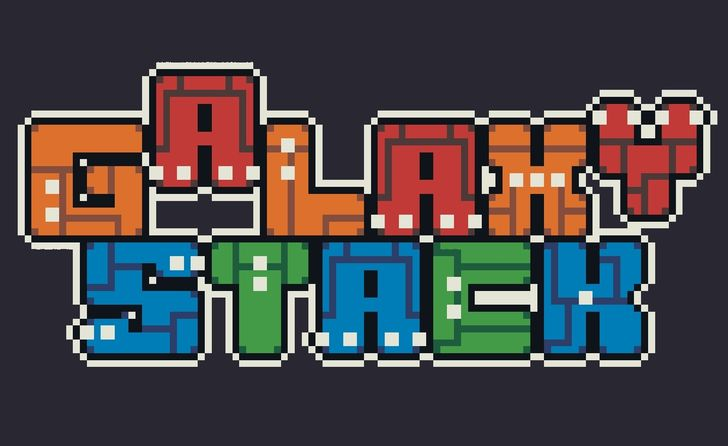 Galaxy Stack crosses shmup action with block stacking, out now on Android