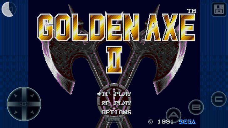 SEGA updates Golden Axe Classic, now includes Golden Axe II and III
