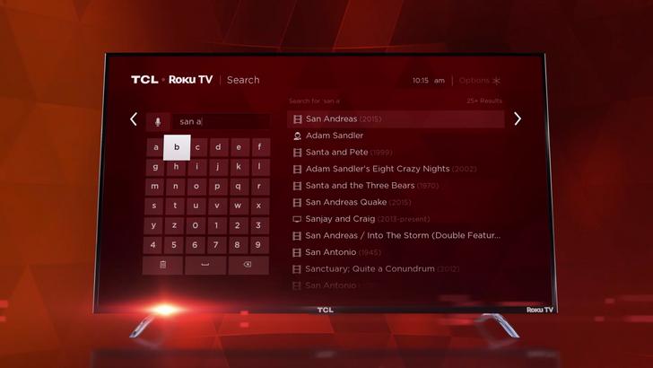"Sam's Club has select 4K TCL Roku TVs on sale: 43"" ($200), 49"" ($270), 65"" ($480)"