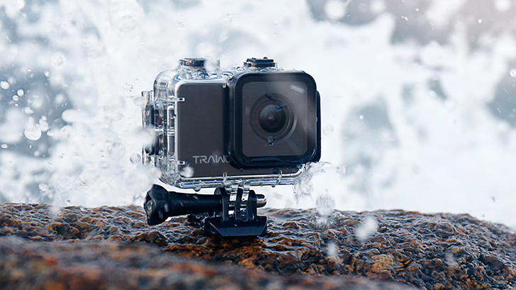 [Update: Winners] We're giving away seven APEMAN TRAWO 4K action cameras, plus $28 off coupons for everyone else (US)
