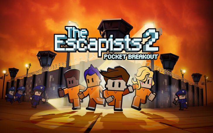 The Escapists 2: Pocket Breakout is officially available on the Play Store