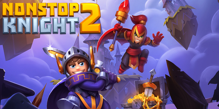 [Update: Pre-registration available] Idle RPG 'Nonstop Knight 2' will be launching on Google Play in 2019