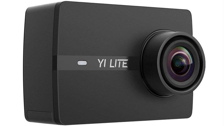 Yi Lite action camera falls to $51 (with coupon) on Amazon