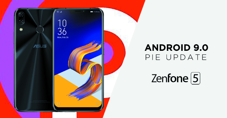 Asus rolls out Android 9 Pie to the Zenfone 5 (ZE620KL)