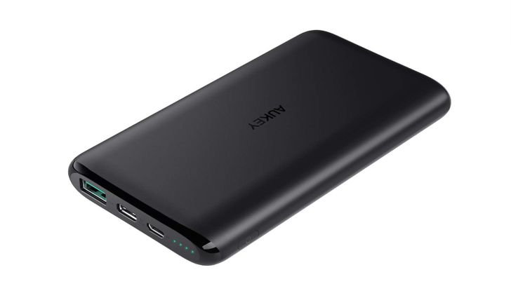 Aukey 10,000mAh USB-C battery on sale for $17 ($6 off) with coupon code