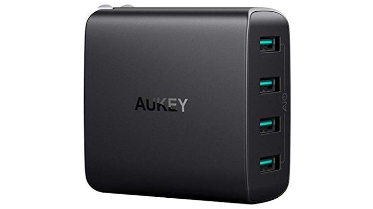 Aukey's multi-port chargers are on sale for as little as $7 with Amazon coupon codes