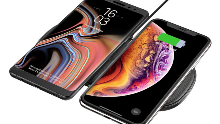 [Update: Winners] We're giving away 15 CHOETECH Dual Wireless Charger pads, plus 25% off coupons for everyone else [International]
