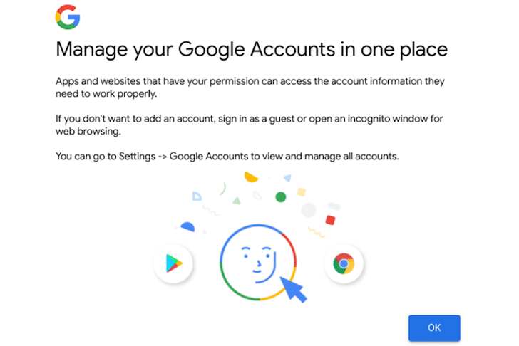 [Update: Now in Stable] Chrome OS multiple account support is live on the Canary channel