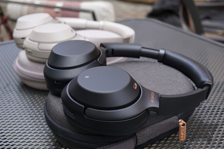 Get Sony's fantastic WH-1000XM3 headphones for their lowest price ever