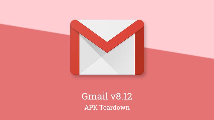Gmail v8.12 begins testing Dynamic Email (AMP) support [APK Teardown]
