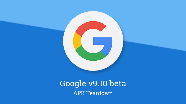 Google app v9.10 beta update reveals Face Match for Assistant-enabled devices with multi-user support [APK Teardown]