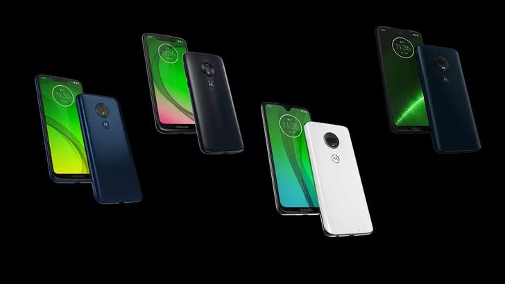 Motorola Brazil accidentally leaks all Moto G7 specs