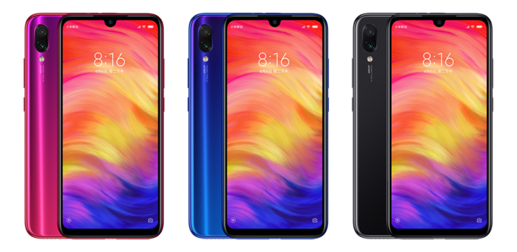 """Redmi Note 7 announced: $150, 48MP camera, 6.3"""" FHD+ display, and 4000mAh battery"""