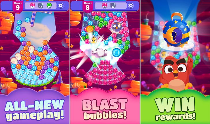 Rovio isn't done milking Angry Birds, releases Angry Birds Dream Blast