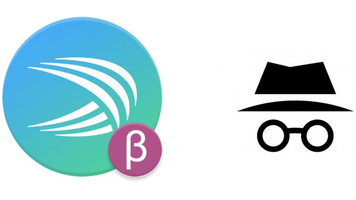 [Update: Now in stable version too] SwiftKey Beta automatic Incognito mode is here to save you from awkward predictions