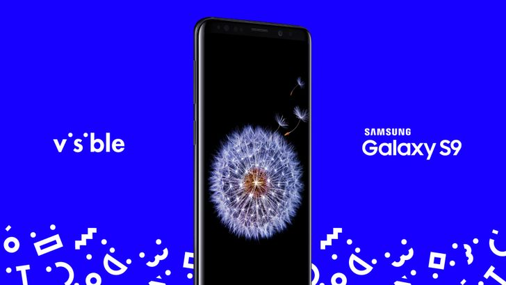 [Update: Winner] Giveaway: Win a Galaxy S9 from new digital carrier Visible, which just announced support for Android phones