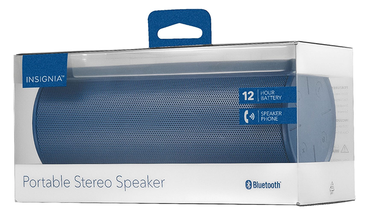 Insignia Wave 2 Bluetooth speaker is down to $10 ($30 off)