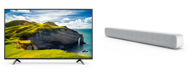 Xiaomi unveils new PatchWall with Android TV sets and a soundbar in India