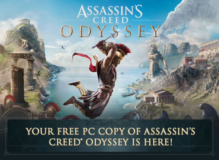 Free Assassin's Creed Odyssey for Project Stream testers finally going out