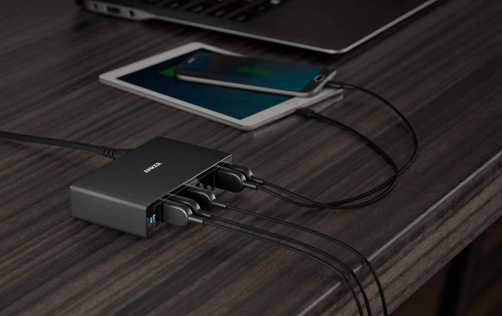 Anker chargers, power banks, and headphones are discounted on Amazon
