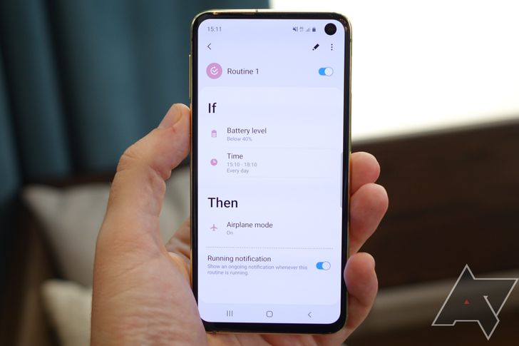 [Update: Coming to older phones] Rejoice: The Galaxy S10's Bixby button can be remapped out of the box