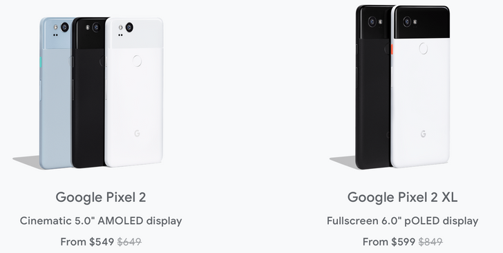 Woo your valentine with these Google Store deals, including Pixel 2 and lots of smart home tech