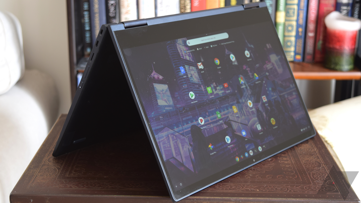 Lenovo Yoga Chromebook C630 (4K) review: A powerhouse with mediocre battery life