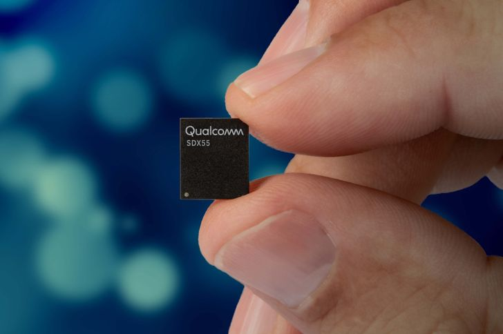 Qualcomm's new X55 modem will make 5G phones thinner and more widely available... in 2020