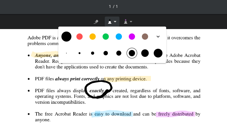 The best ways to sign, edit, and annotate PDF files on Chromebooks