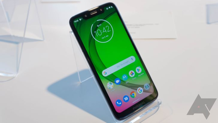 Motorola's entry-level G7 Play starts receiving Android 10 update