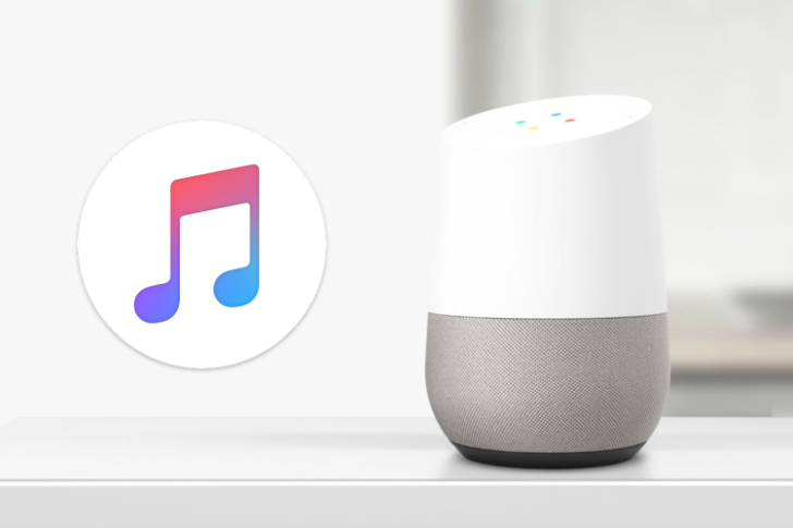 Google Assistant and Home speakers to soon support Apple Music (Updated)