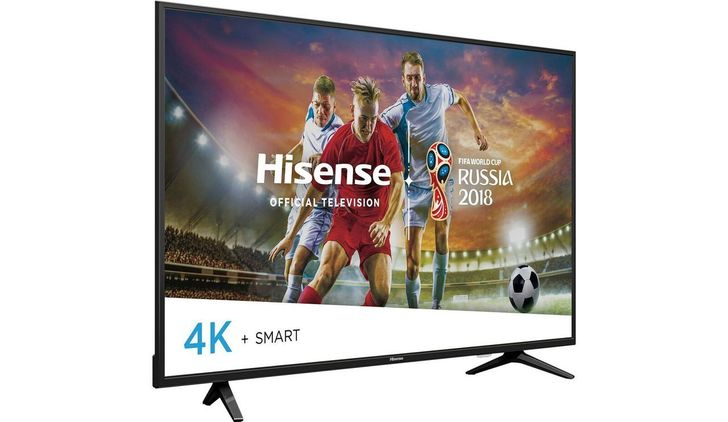 """Get a Hisense 49"""" 4K TV for just $220 ($130 off) at Walmart, free shipping and in-store pickup"""