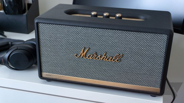 Marshall Stanmore II review: A powerful but pricey Assistant speaker