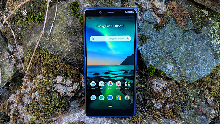 Android 10 update hitting Nokia 3.1 Plus starting today