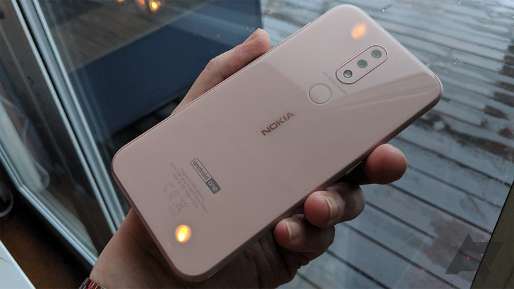 Nokia 4.2 available for pre-order in the US for $189, ships May 14
