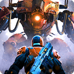 Shadowgun Legends 0.8.0 update brings game-wide co-op, a new PvP mode, and new weapons