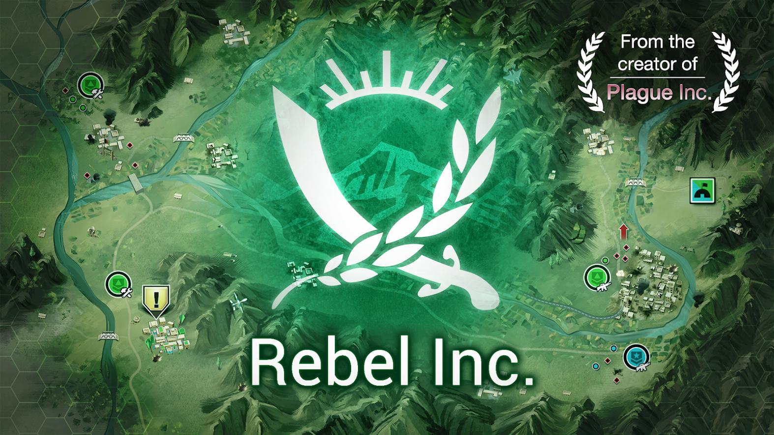 Resultado de imagem para Rebel Inc.