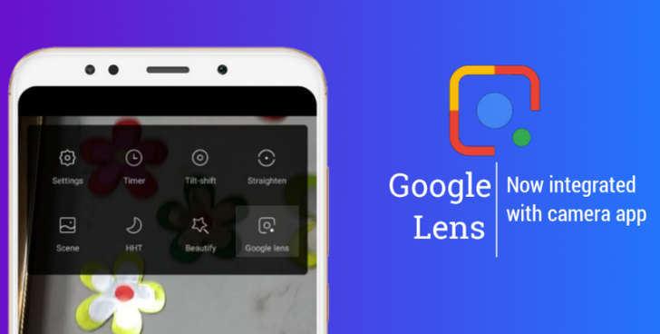 Google Lens comes to the MIUI camera app on select phones