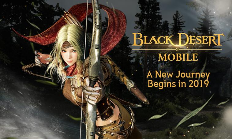 Best Mmorpg 2020 Reddit.Pearl Abyss Will Launch Black Desert Mobile Globally On