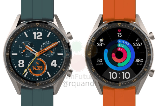 Huawei reportedly planning two more smartwatches without Wear OS