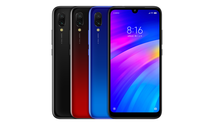 Redmi 7 arrives with Snapdragon 632, 4,000mAh battery, and gradient hues for around $105